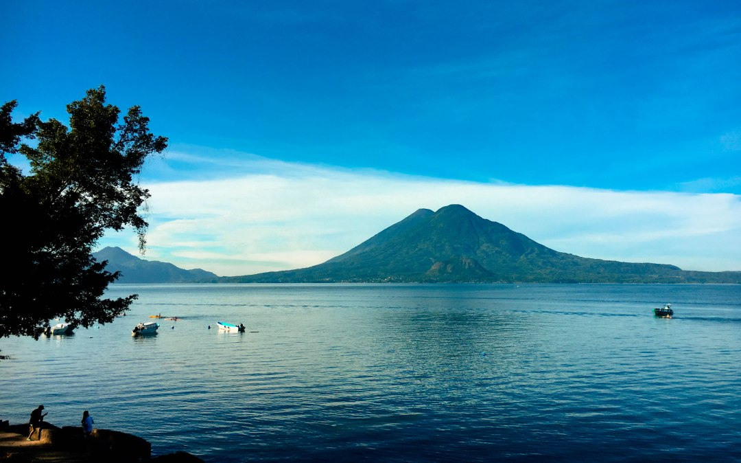 lake atitlan boats and people.jpg
